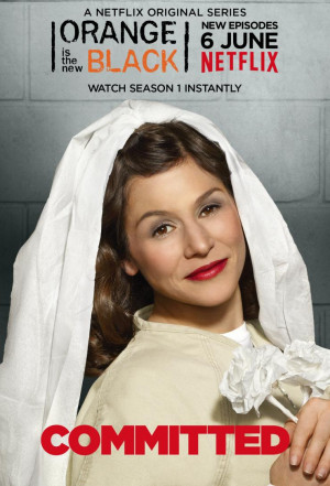 Yael Stone as Lorna Morello in