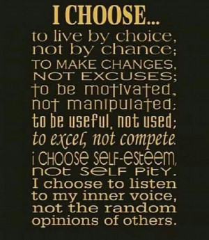 choose me..