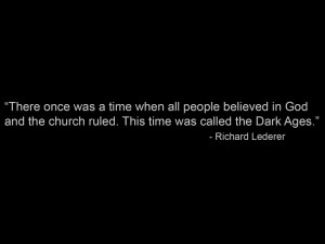 dark quotes god atheism church text only black background richard ...