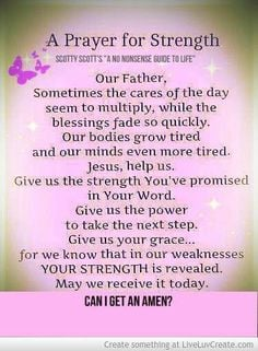 Quotes About Strength And Healing Pinterest ~ Strength & Encouragement ...