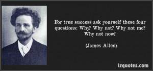 True Success Quotes