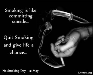 Funny Stop-Smoking Quotes