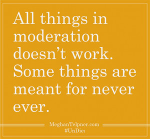 """Does """"All Things In Moderation"""" Work?"""