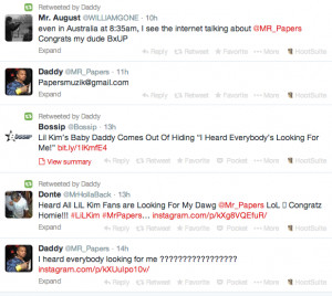 Who Is Mr. Papers? Lil' Kim's Baby Daddy Reveals Himself On Twitter ...