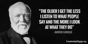 Andrew Carnegie Picture Quotes