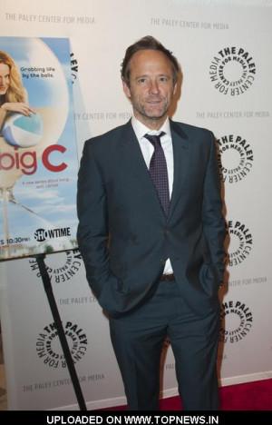 John Benjamin Hickey At The Paley Center For Media Presents Big C ...