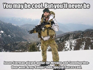 Cool Army Ranger Photos You may be cool but youll