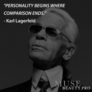 QUOTES | KARL LAGERFELD