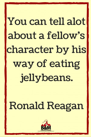 Food Quote - Jellybeans | B & M Catering Company