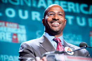 Van Jones, Rebuild the Dream