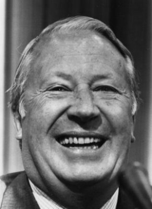 Ted Heath Prime Minister