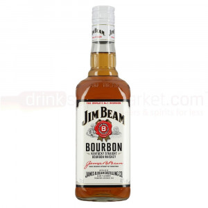 He is drinking Jim Beam, a brand of bourbon whiskey, until he blacks ...