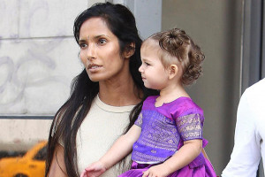 Padma Lakshmi loses court battle with ex Adam Dell; daughter must ...