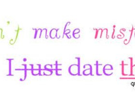 date quotes photo: I don't make mistakes I just date them pretty_quote ...