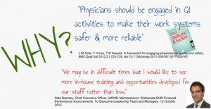 innovation and quality control for patient safety