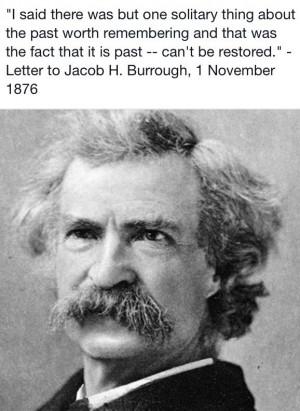 Mark Twain ||