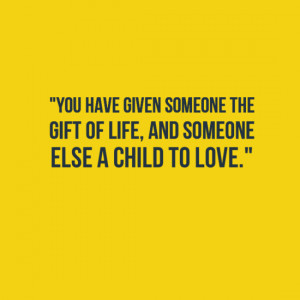Filed Under: Adoption , Bits of Bee , Quotable Bits , quotes