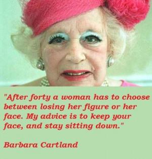 Barbara Cartland Quotes