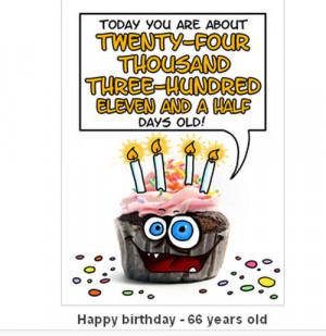 Happy 66th Birthday Honey