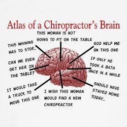 atlas_of_a_chiropractors_brain_tshirt.jpg?height=250&width=250 ...