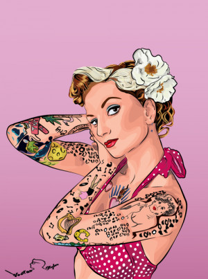 Related Pictures Tattoo Art...