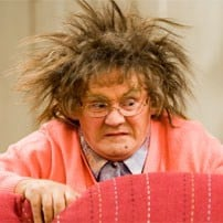 For The Love of Mrs Brown