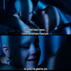 Kate and Taylor's relationship in My Sister's Keeper? Yeah, I want ...