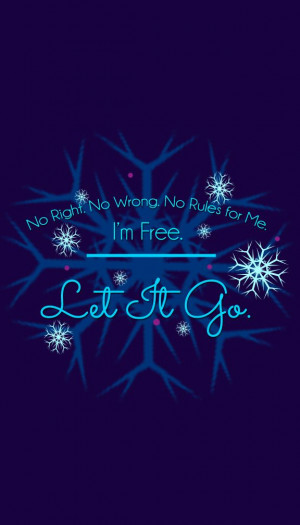 Let It Go Quotes Frozen Let it go quote #frozen #elsa