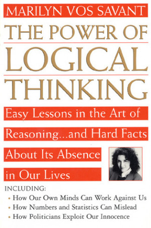 Logical Thinking Quotes The power of logical thinking: