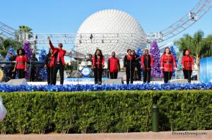 Walt Disney World Epcot Mgm