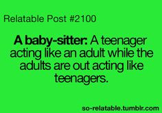 Babysitting Quotes