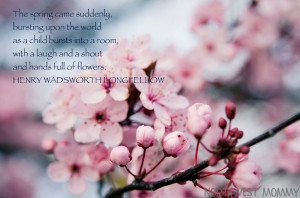 Spring Quotes Flowers