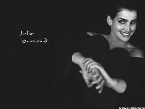 Julia Ormond Julia Ormond