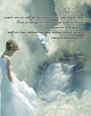 Angel Watching Over Me Quotes