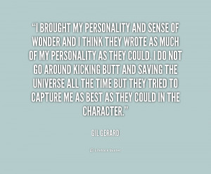 Quotes About Personality Preview quote