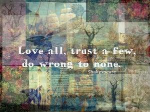 William Shakespeare Quotes (13 Photos)
