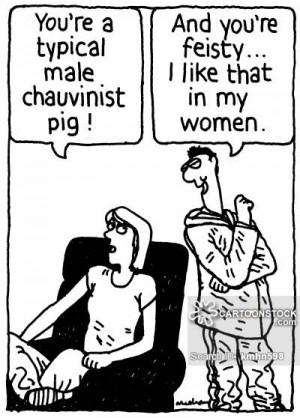 chauvinist pig cartoons, chauvinist pig cartoon, chauvinist pig ...