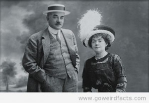 milton hershey the founder of hershey s chocolate he and his wife had ...