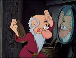 ... nobody or nothin` in the house. Snow White: Why, Grumpy, you do care