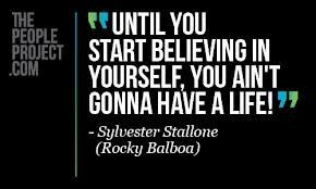 sylvester stallone success quotes - life