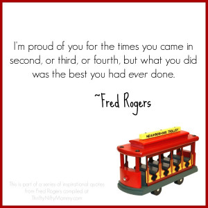 Inspirational Quotes from Fred Rogers