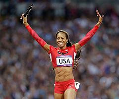 More of quotes gallery for Sanya Richards-Ross's quotes