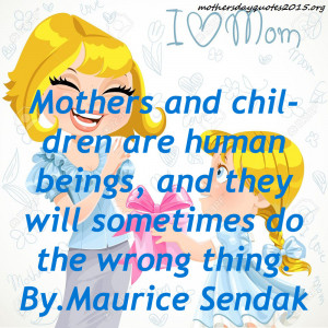 "Happy Mothers Day Quotes To Friend""s"