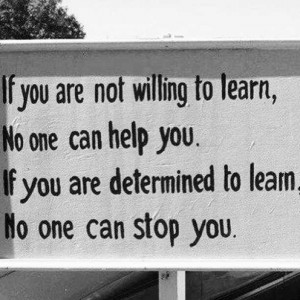 Knowledge is power. #thenewradar #quotes
