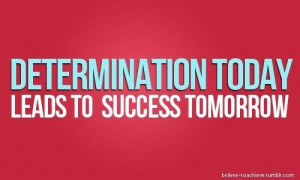Determination Leads to Success. #workout #motivation #fitness # ...