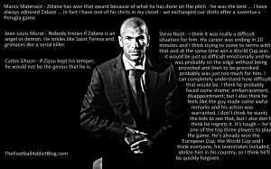 ... 2014 at 1920 × 1200 in Best Quotes on France Legend Zinedine Zidane