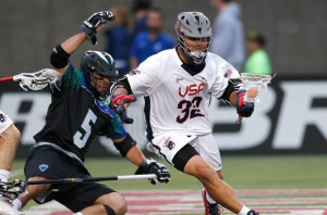 Major League Lacrosse All Star Game 2014