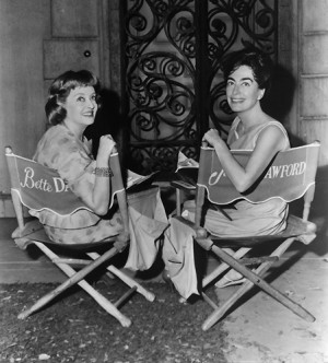NASTIEST feud EVER as BETTE DAVIS & JOAN CRAWFORD clawed at each other ...