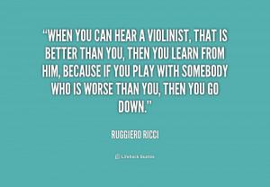 Violinist Quotes