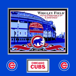 Chicago Cubs Cub Front Logo